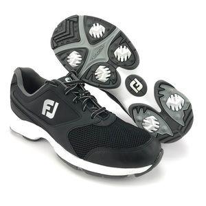 FootJoy Athletics Mens Spikeless Golf Shoes Sz 8